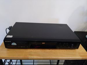 SONY DVD / CD / VIDEO CD BUILT IN DOLBY DIGITAL 5.1 CH DECODER. CD / DVD PLAYER DVP-NS400D DIGITAL CINAMA SOUND DOLBY DIGITAL DTS DISC is sold for Sale in Warren, MI
