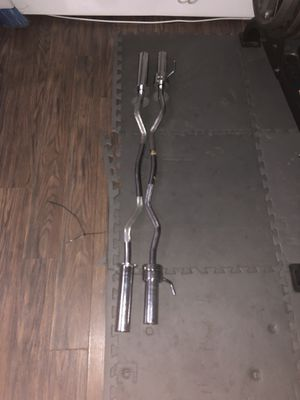 Curl Bar for Sale in Niles, IL