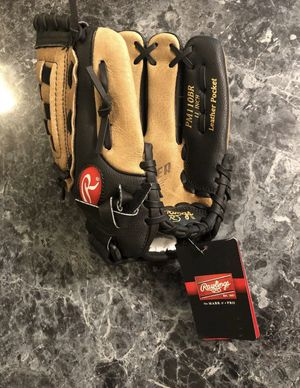 Rawlings Play maker youth baseball glove - right handed new with tags, for Sale in Tukwila, WA
