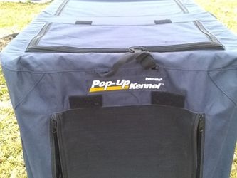 Nice Used Medium Petmate Foldable Dog Kennel. for Sale in Houston,  TX