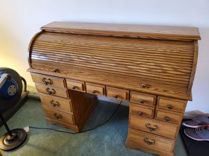 Roll Top desk for Sale in Toms River, NJ
