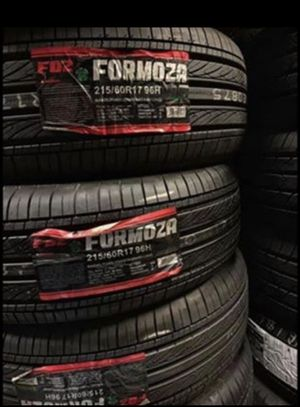 """17"""" FEDERAL Formoza Tires Size 215/60R17 ...$65 Each for Sale in Huntington Beach, CA"""