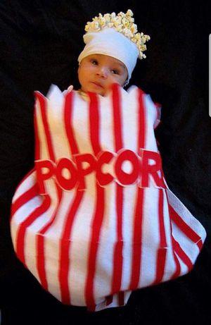 Last day to Order. Baby Popcorn Costume for Sale in Hampton, VA