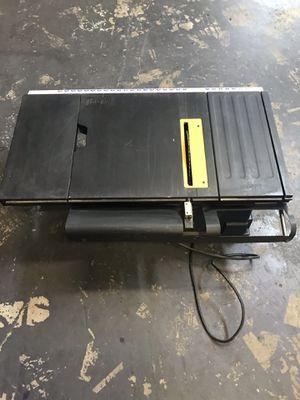 Ryobi bts 15 table saw for Sale in Arlington, TX