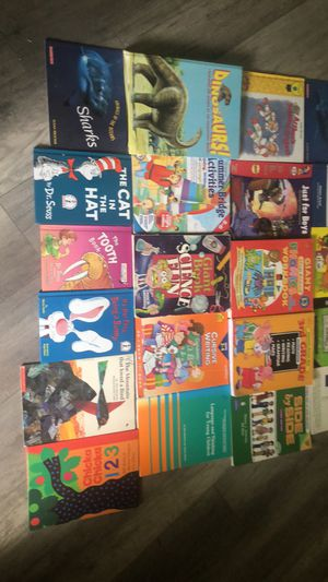 Children's reading books and workbooks for Sale in Lake in the Hills, IL