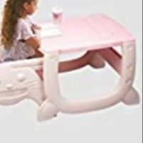 Pink Toddler-Sized Table ONLY for Sale in Rancho Cucamonga, CA