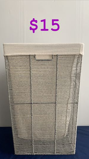 Laundry Basket for Sale in Negaunee, MI
