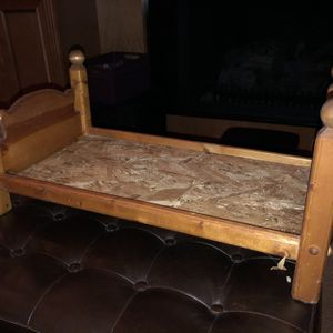 FREE Doll Bed (Perfect for American Girl Doll) for Sale in Palatine, IL