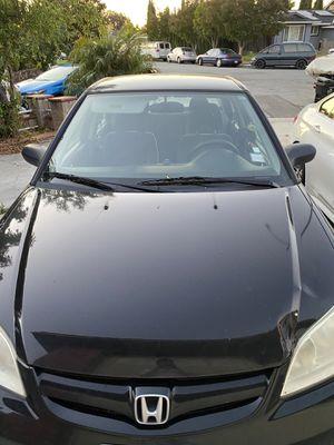Honda Civic LX 2004 Clean Title for Sale in San Jose, CA