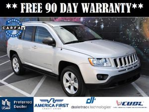 2011 Jeep Compass Sport 4WD for Sale in Las Vegas, NV