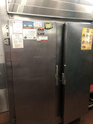 Used two door cooler for Sale in Falls Church, VA