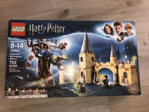 LEGO 75953: Harry Potter and The Chamber of Secrets Hogwarts Whomping Willow new ,sealed for Sale in Las Vegas, NV
