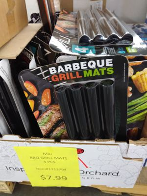 BBQ grill mats for Sale in Phillips Ranch, CA