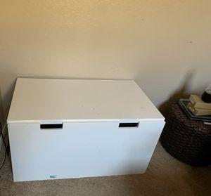 IKEA White Office Storage Cabinet / Desk / Dresser for Sale in Litchfield Park, AZ