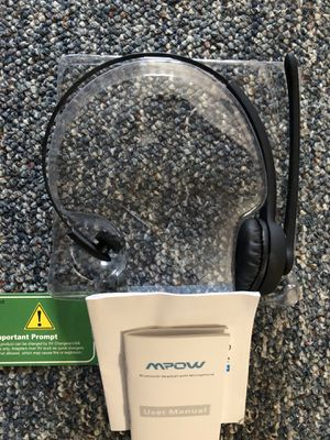 Mpow Wireless Headset for Sale in Columbus, OH
