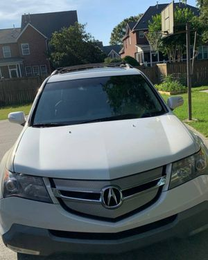 •Low Price• 2009 Acura MDX White FWDWheels for Sale in Sioux Falls, SD
