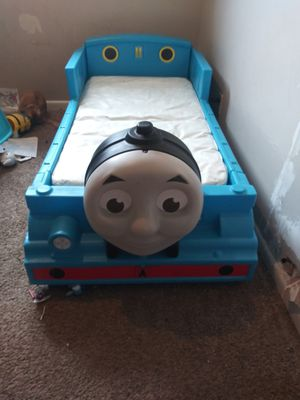 Thomas toddler bed for Sale in Wichita, KS