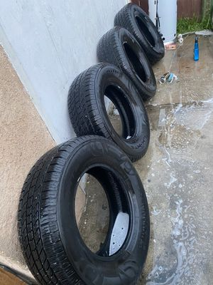265/70r17 Lionhart tires for Sale in Los Angeles, CA
