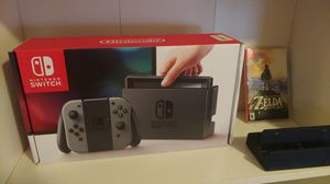 Nintendo switch with 3 games for Sale in Mesa, AZ