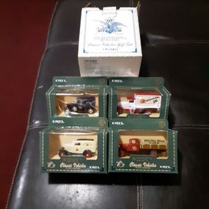 Busch Classic Vehicles 1/43 Scale Die Cast Metal for Sale in Bartow, FL