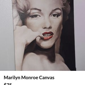Marilyn Monroe Picture for Sale in Portland, OR