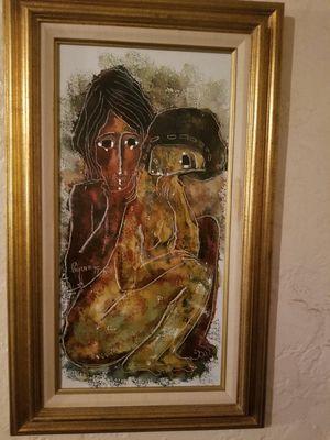 Calvin Waller Burnett - Man Holding Woman for Sale in St. Louis, MO