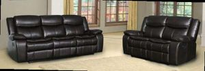 CLOSEOUTS LIQUIDATIONS SALE BRAND NEW RECLINERS COMFORTABLE SOFA AND LOVESEAT ALL NEW FURNITURE G U 0WHK for Sale in Ontario, CA