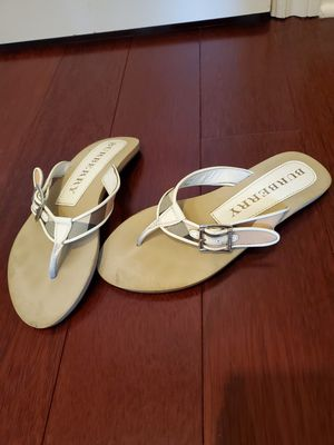 Burberry sandals for Sale in West Bloomfield Township, MI