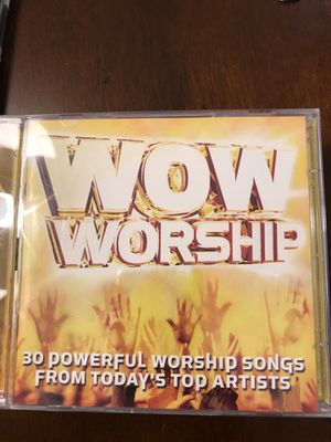 WOW Worship 2 CD's with 30 Songs for Sale in West Covina, CA