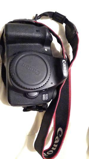 Canon EOS 60D for Sale in Elk Grove Village, IL