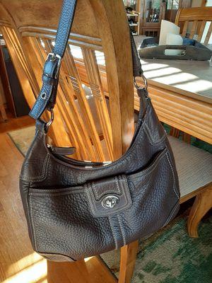 Coach Hamilton leather pebbled hobo bag purse for Sale in Lisle, IL