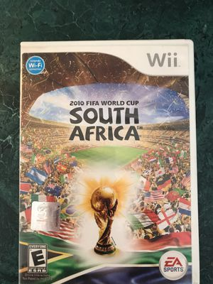 2010 FIFA World Cup: SOUTH AFRICA! - Wii for Sale in Clayton, NC