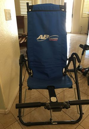 AB lounge work out chair for Sale in Laveen Village, AZ