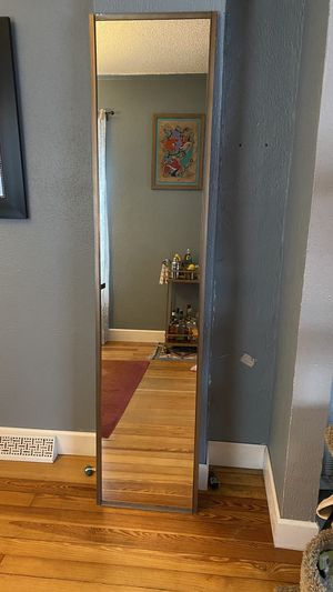 Large floor mirror for Sale in Denver, CO