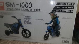 Rechargeable. Electric. Motorbike for Sale in Warrensville Heights, OH