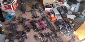 Rc parts cars mis for Sale in Lindale, TX