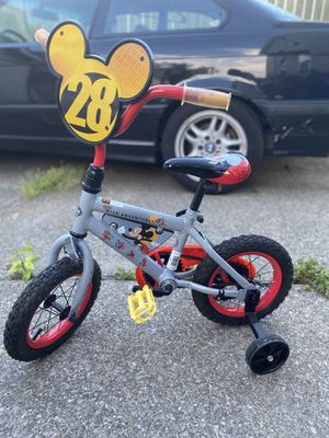 Mickey Mouse kids bike for Sale in Cleveland, OH