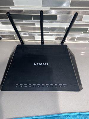 NETGEAR WIFI ROUTER MODELR6400v2 for Sale in Costa Mesa, CA