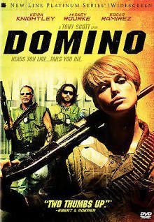Domino (dvd, 2006) Platinum Series, Widescreen Edition for Sale in Rancho Palos Verdes, CA