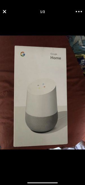 Google home new 50$ firm for Sale in Rialto, CA