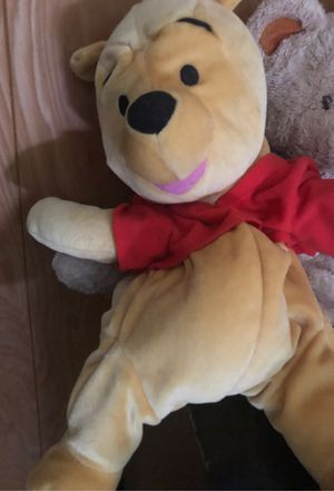 Winnie the Pooh stuffed animal for Sale in South Holland, IL