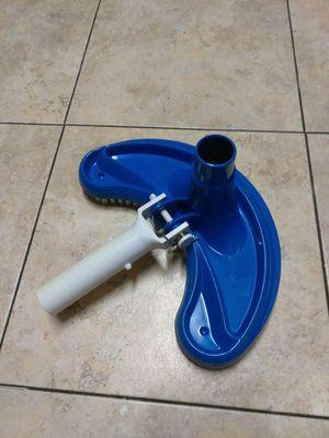 Small Vynil Pool Brush Vacuum Head for Sale in Bonita, CA