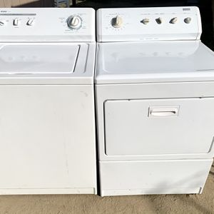 Kenmore Washer And Dryer Set for Sale in Lamont, CA