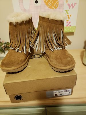 Size 11 girl UGG boots for Sale in College Park, GA