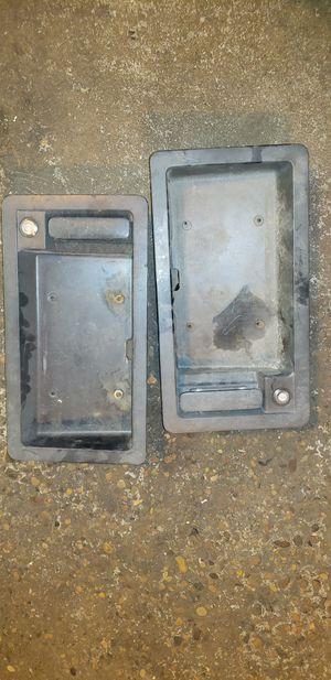 2013 Gmc van rear door handle ...both for Sale in Detroit, MI