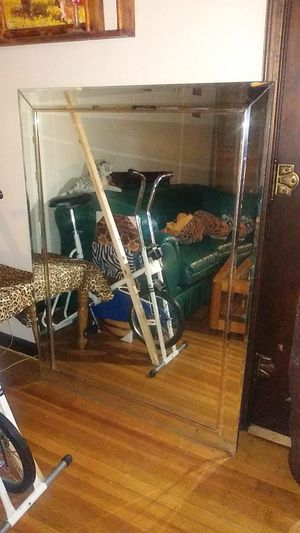 Two glass mirrors for Sale in Indianapolis, IN
