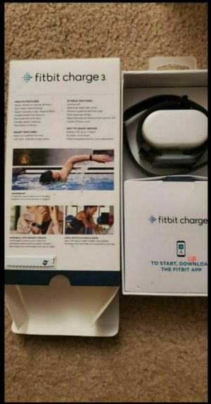 New open box fitbit charge hr 3 for Sale in Lincolnwood, IL