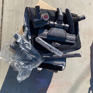 Dyson Vacuum Attachments With Carry Bag for Sale in Modesto, CA