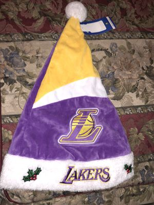 Los Angeles lakers Christmas 🎄 hat for Sale in Los Angeles, CA