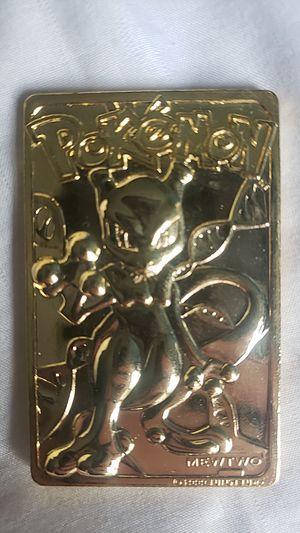 Pokemon card MEWTWO for Sale in Alexandria, VA